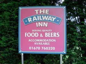 Acklington Railway Inn