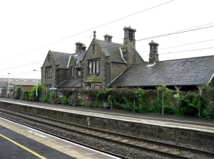 Acklington Station