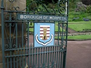 Carlisle Park Gates