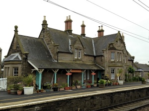 Chathill station