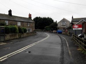 Chathill village