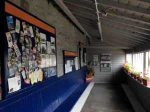 Chathill Waiting Room