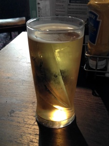 Pint of Strongbow