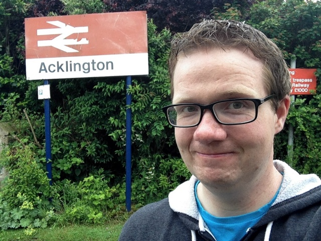Robert at Acklington