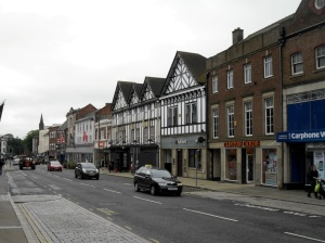 Morpeth main street