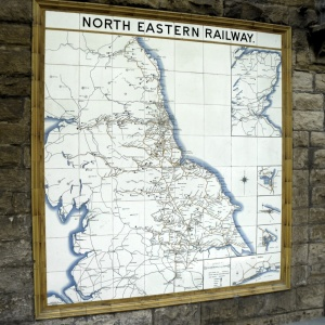 North Eastern Railway Tiled Mep