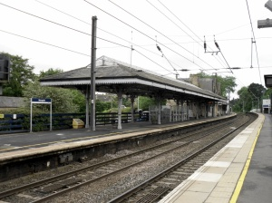 Morpeth station