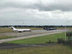 Teesside Airport