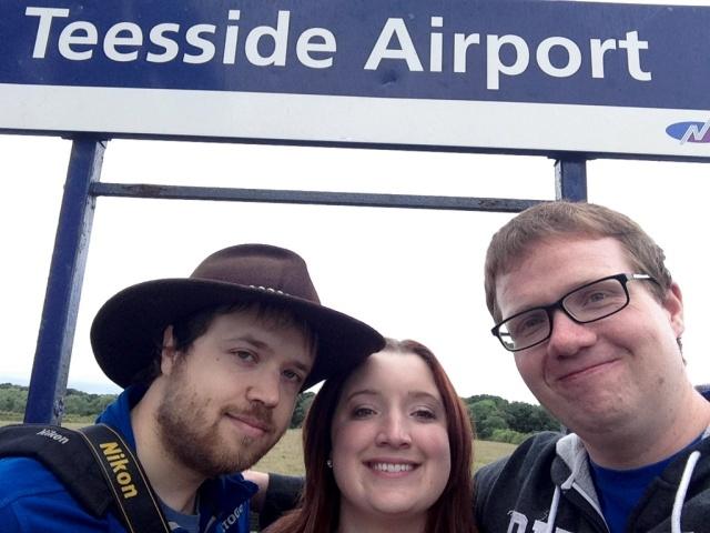 Teesside Threesome