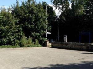 Ince & Elton car park