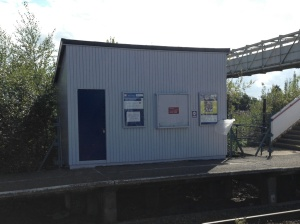 Stanlow & Thornton station hut