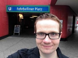 Hampo at Fehrbelliner Platz