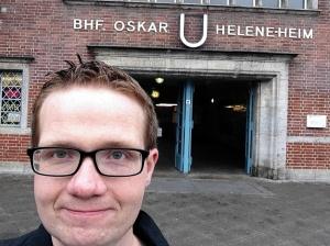Hampo at Oskar Helene Heim