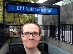 Hampo at Spichernstraße