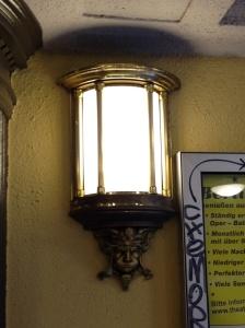 Rüdesheimer Platz Lamp