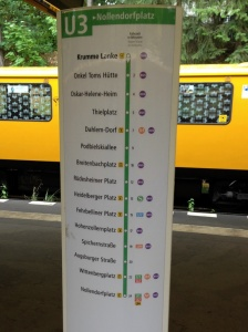 U3 Line Diagram