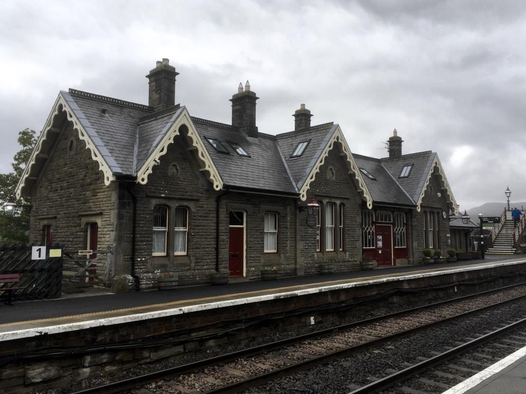 Kirkby Stephen station buildings